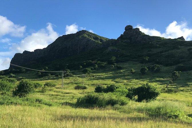 Hiking Corps de Garde Mountain in Mauritius