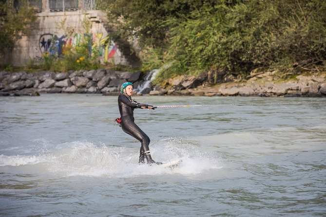 UP STREAM SURFING - The new way of river surfing