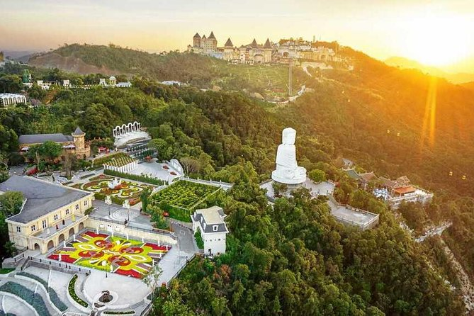 Explore Vietnam's Paradise - Golden Bridge Ba Na Hills Private Tour From DN City