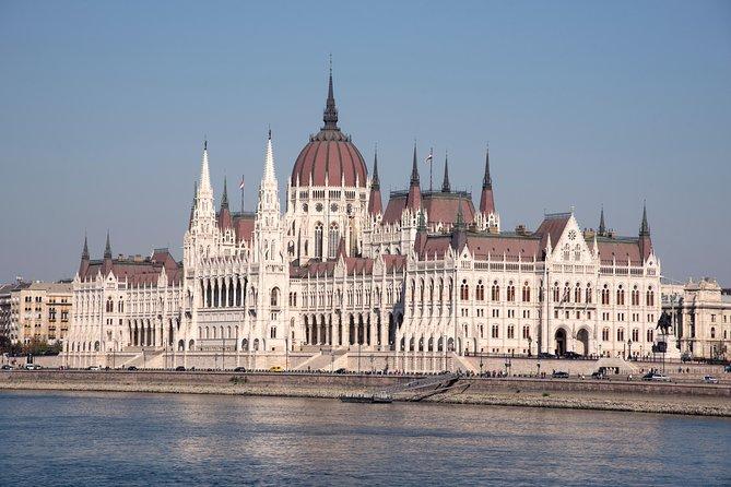 Budapest Grand City Tour med parlamentsbesøk