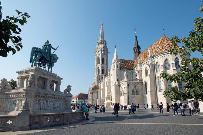 2-Hour Buda Tour in Budapest