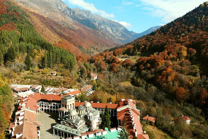 Rila monastery- Wine tasting - Boyana church