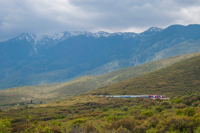 3 Days Rail Tour from Athens to Meteora and Delphi