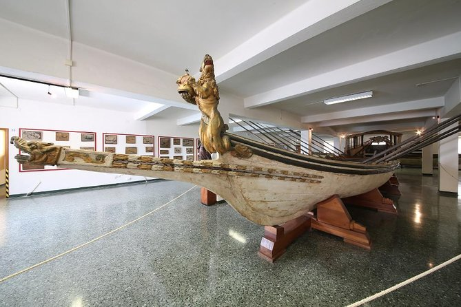 Skip the Line: Naval Historical Museum of the Italian Navy Admission Ticket