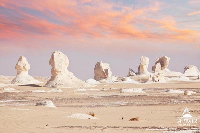 Day tour to White Desert and Bahariya Oasis Tour photo 1