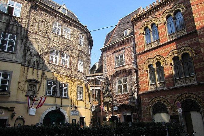 Vienna Private Tour: Medieval Legends & Mysteries Exploration Game
