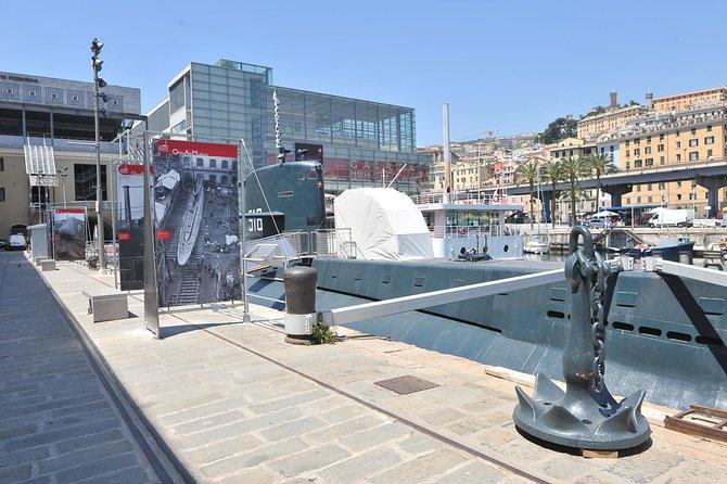 Galata Maritime Museum, Submarine and Whalewatching.