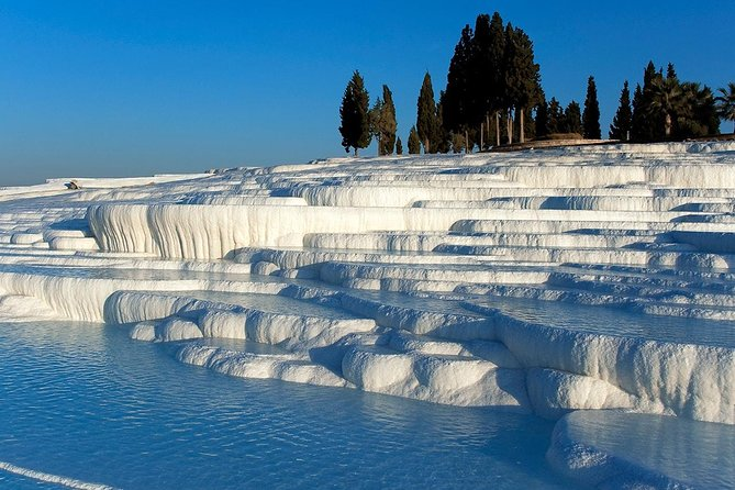 Daily Pamukkale Tour From Istanbul by Plane
