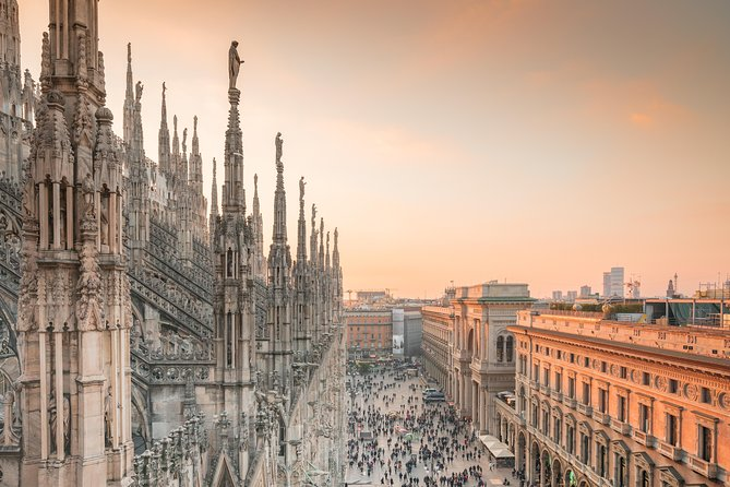 Fast-Track Private Tour: City Centre and Milan Duomo with Rooftop Terraces photo 7