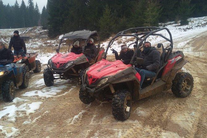 1 Day ATV and Buggy Tour Carpathian Mountains