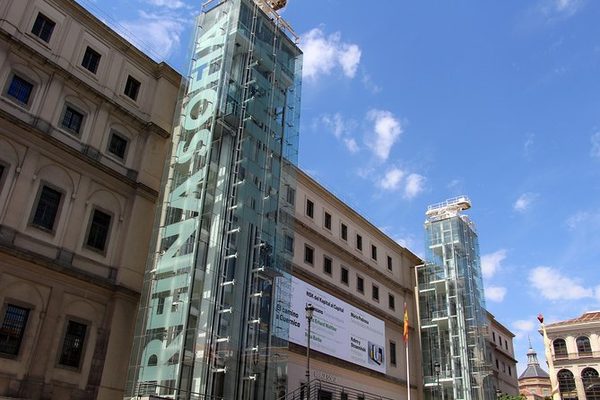 Skip the Line: Reina Sofia Guided Tour