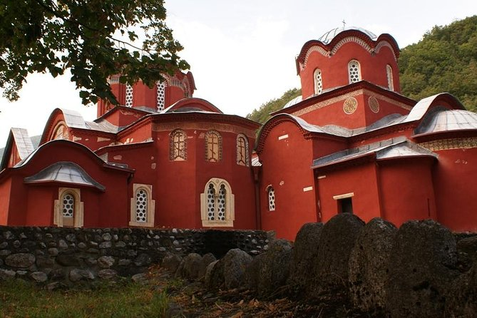 On the road of the three most beautiful monasteries of Kosovo