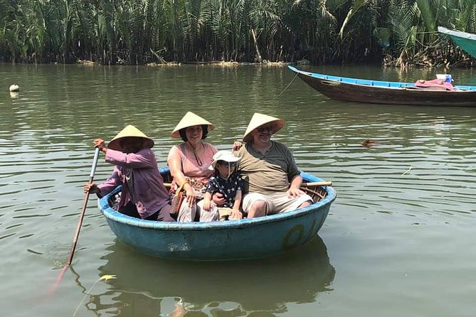 HOI AN COUNTRYSIDE & MARBLE MOUNTAIN Private Tour from Hoi An or Da Nang city