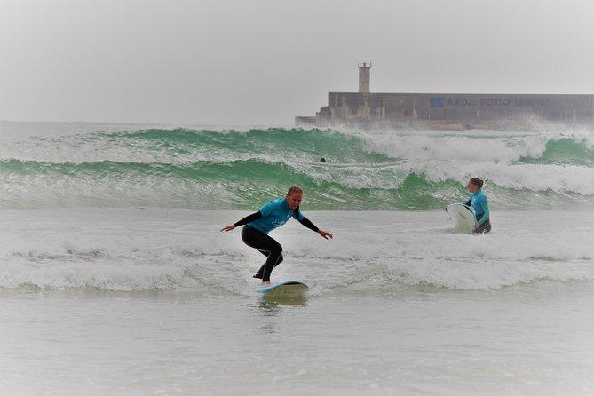 Porto Surf Lesson