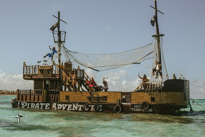 Pirate Adventure Show & Party!