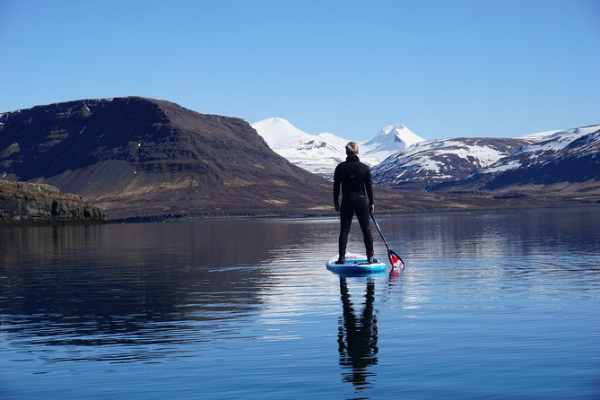 SUP Into The Forgotten Fjord | Small Group