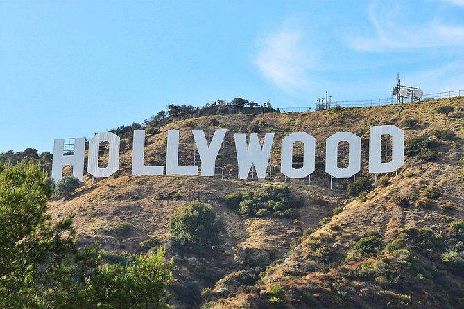 Los Angeles and Hollywood Day Tour from Las Vegas