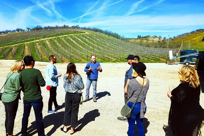 Toast Together Wine Tour of Paso Robles Wine Country