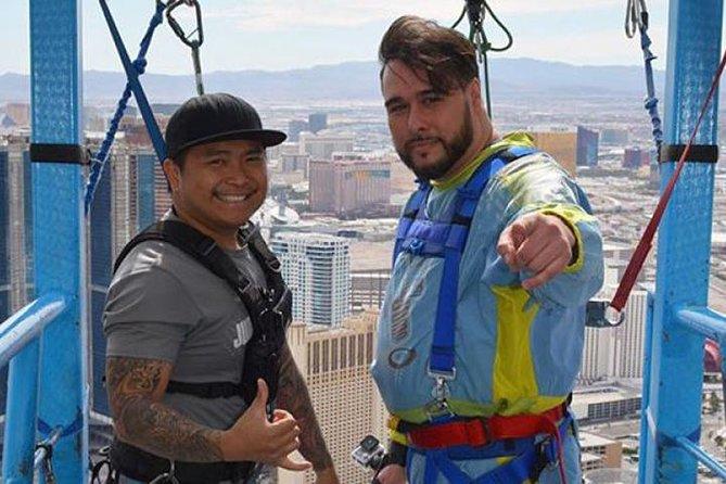 SkyJump Las Vegas at Stratosphere Tower Ticket