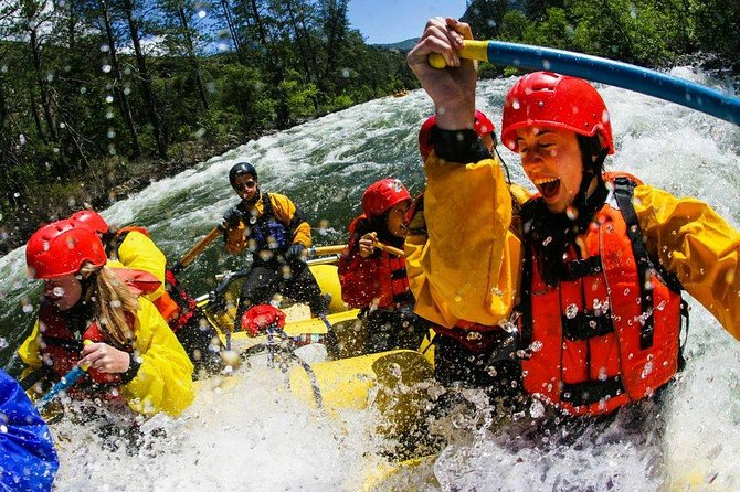 Full Day Tara River White Water Rafting & Photo Tour from Zabljak