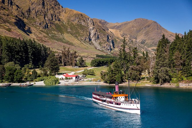 Queenstown Super Saver: Milford Sound Nature Cruise plus Walter Peak High Country Farm Tour photo 8