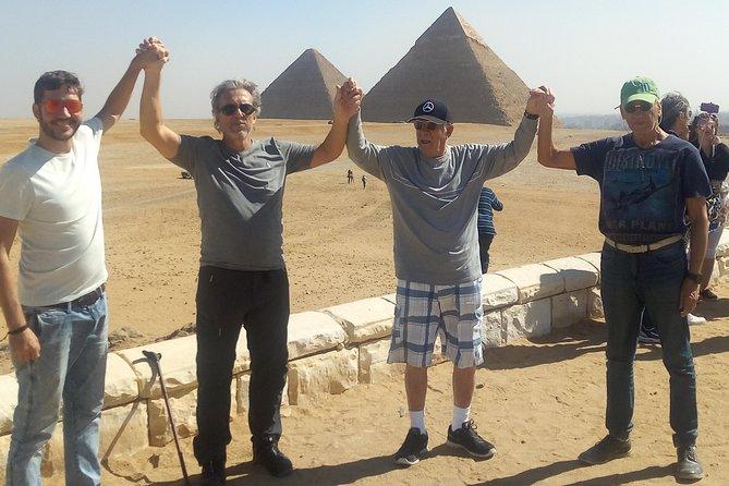 day private tour, transportation to pyramids, sphinx, panorama