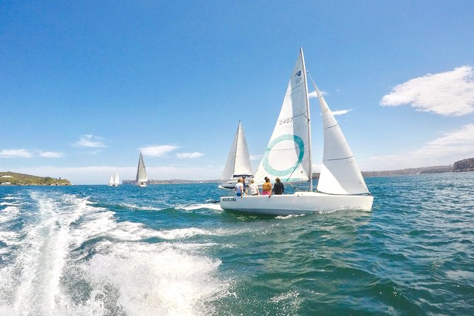Sydney Harbour - Try Sailing Experience