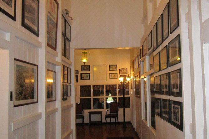Museum Themed Restaurant
