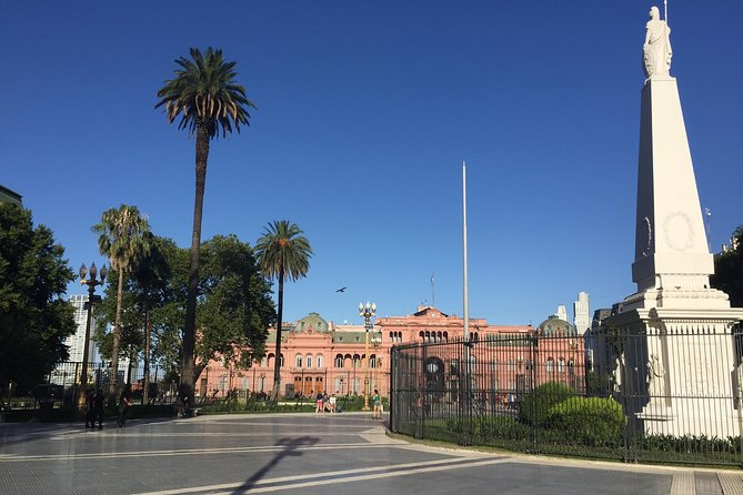 Full Day Buenos Aires Private Walking Tour - Your Own Personal BA 101