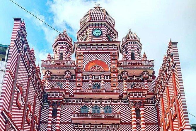 Shore Excursion Colombo City Tour