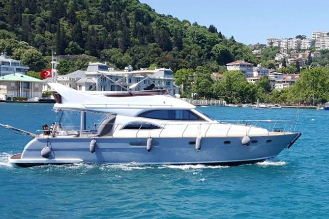 2 Hours Private Yacht Cruise On Istanbul Bosphorus