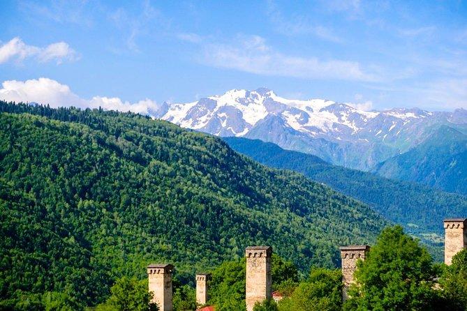 2-Day Tour to Svaneti & Martvili
