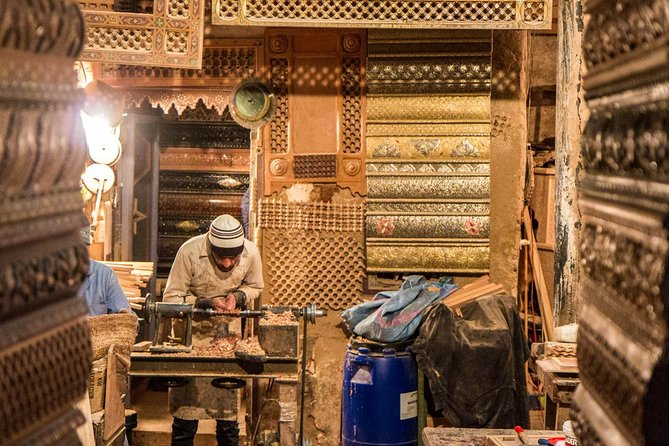 Skip-the-Line Private Tour: Fez' Medina Walking Tour 4 Hour with a Local Expert