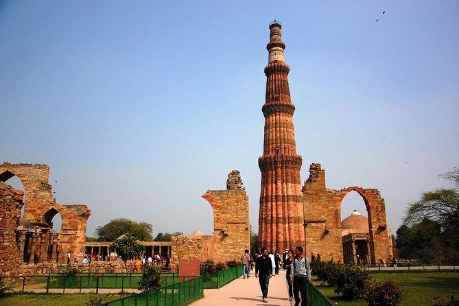 Same Day Delhi Tour by Car