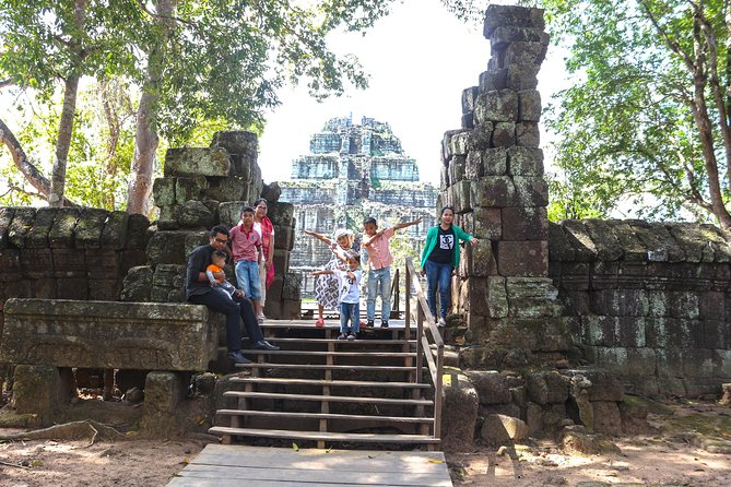 Koh Ker Temple and Beong Mealea Temple Private Tour