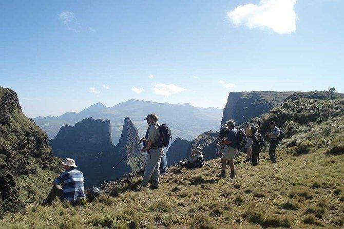 5 Days Trek into Ethiopia's highest pick Simen Mountains