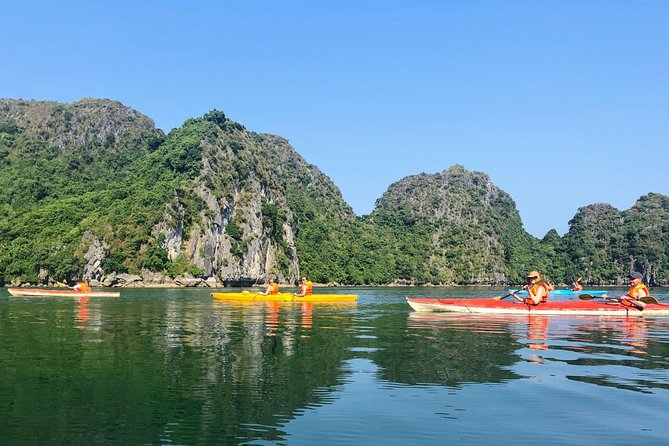 Unique Experience to Lan Ha Bay One Day From Hanoi