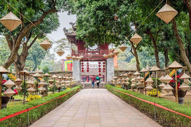 Hanoi City Tour Including Cyclo Ride