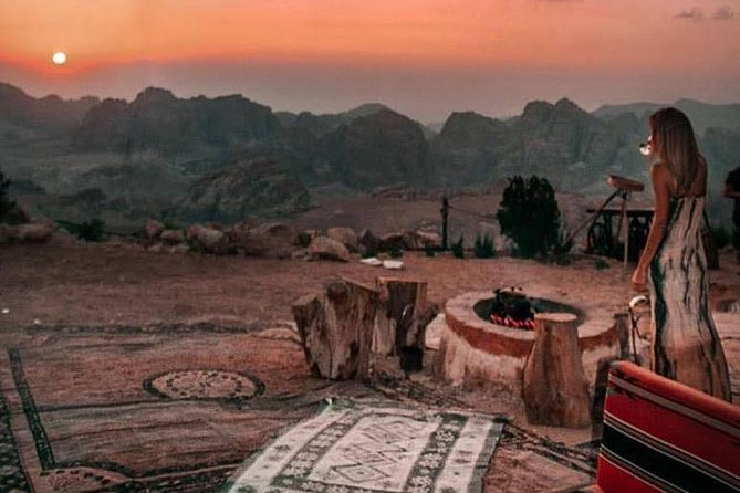 One Night Camping in Wadi Rum
