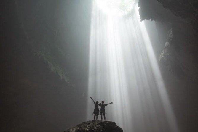 Yogyakarta Private Tour: Amazing Jomblang Cave