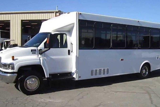 East Glacier Park Village, MT to Calgary - Bus Service