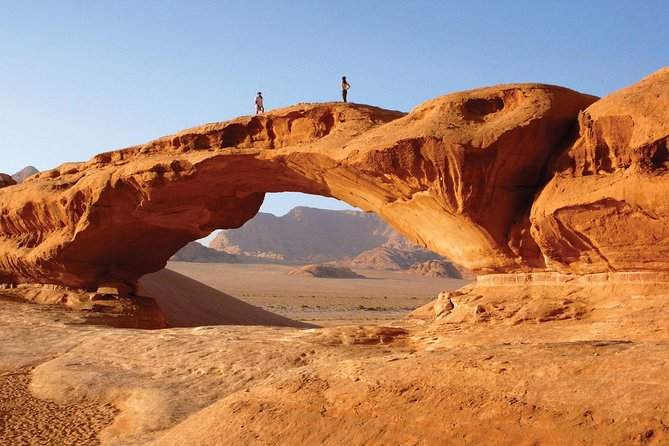 Amman or Airport or Madaba Transfer to/from Wadi Rum