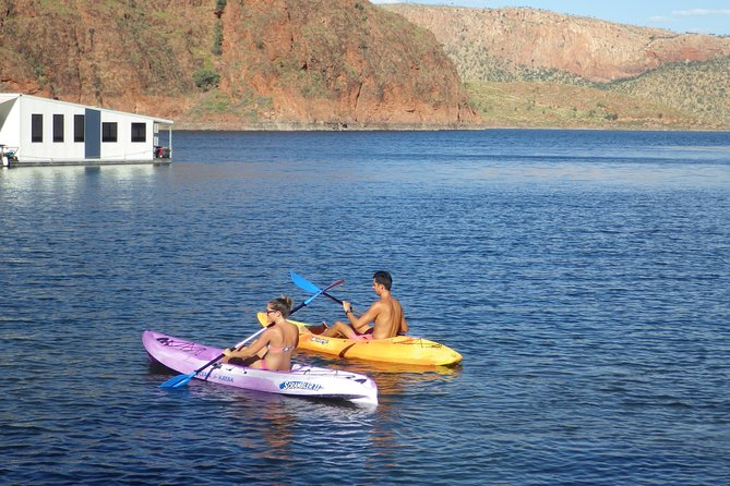 Lake Argyle Kayak Hire
