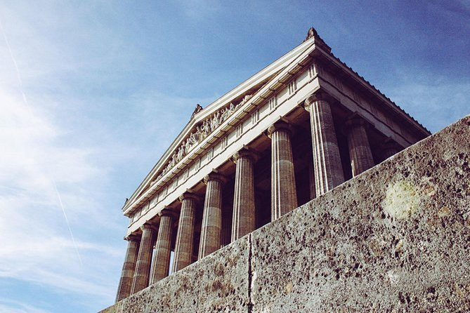 Athens city Tour (2hrs) combined with Marine of Alimos transfers