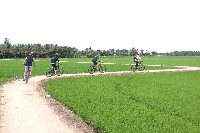 Biking- 4d,3n Mekong Delta Tour: ( Sai Gon- Ben Tre- Tra Vinh- Can Tho- Sai Gon)