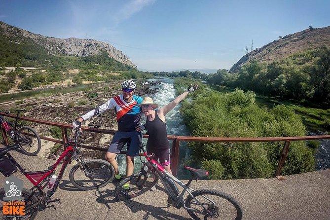 Cycling Tours: Railroad Of Ciro, Alongside Neretva River