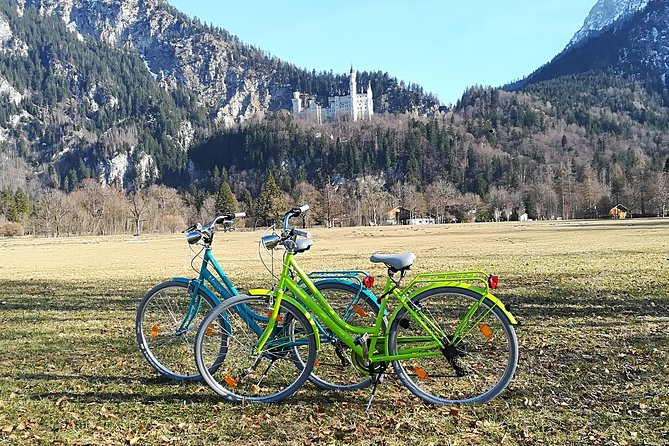 Rent a bike from Munich to Neuschwanstein castle photo 1