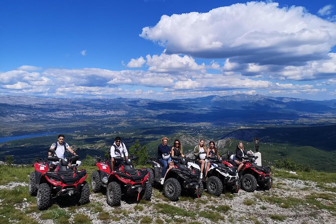 MOUNTAIN QUAD ADVENTURE- Lunch included