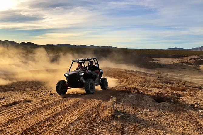 Half-Day Mojave Desert ATV Tour from Las Vegas