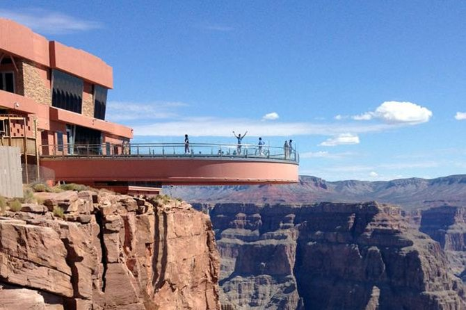 Airplane And Ground Tour With Optional Grand Canyon Skywalk